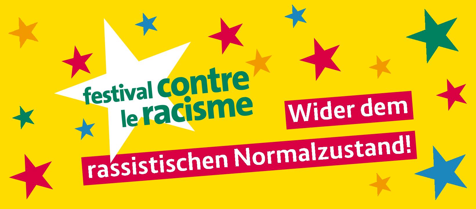 festival contre le racisme
